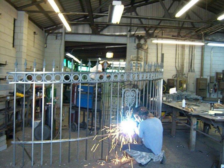 DG021 In Fabrication